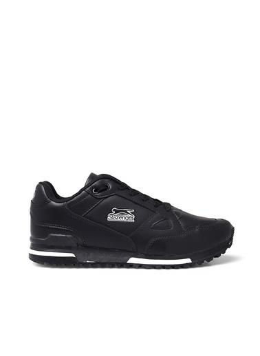 Slazenger Erkek  Sneakers MARTIN E Siyah